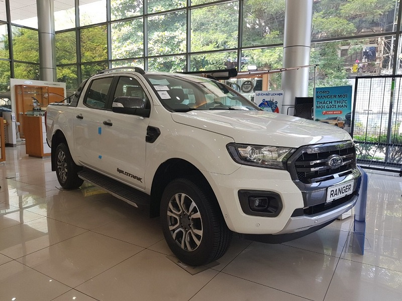 Ford Ranger Wildtrak 2.0L 4x2 AT