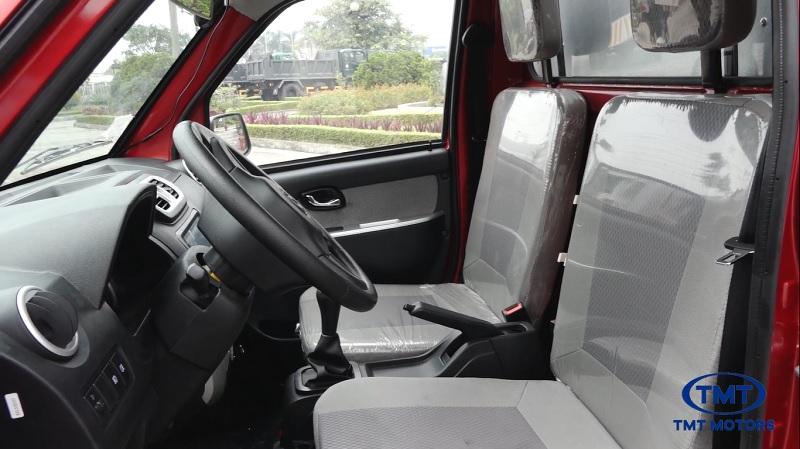 nội thất xe tải tmt k01s