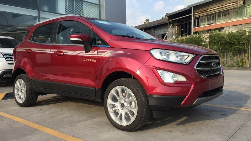 xe ford 5 chỗ