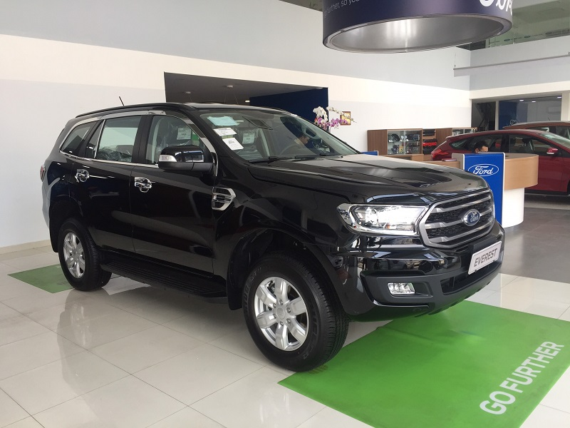 xe ford everest ambiente at